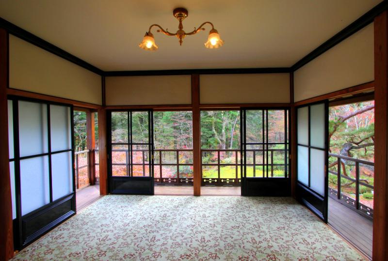 Tamozawa Imperial Villa