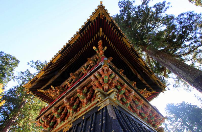 Tosho-gu temple buildings