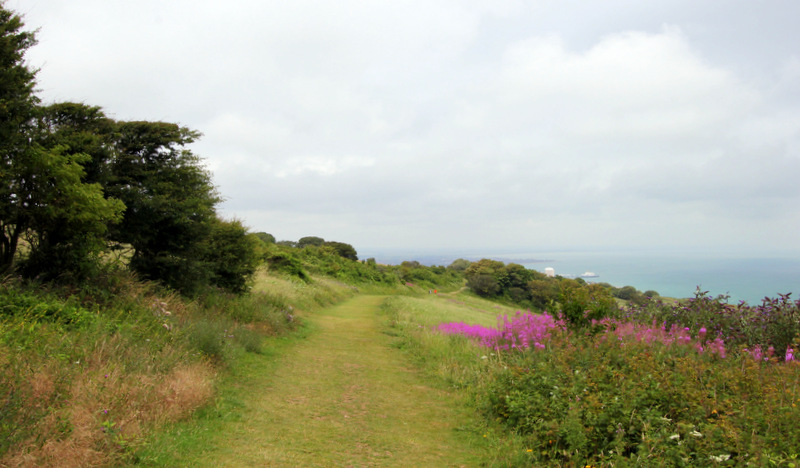 Path to Eastbourne