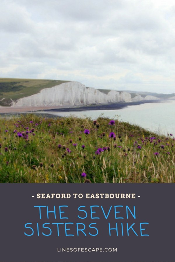 Seven Sisters hike - Seaford to Eastbourne