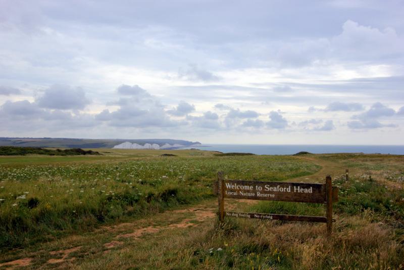 Seaford Head Nature Reserve