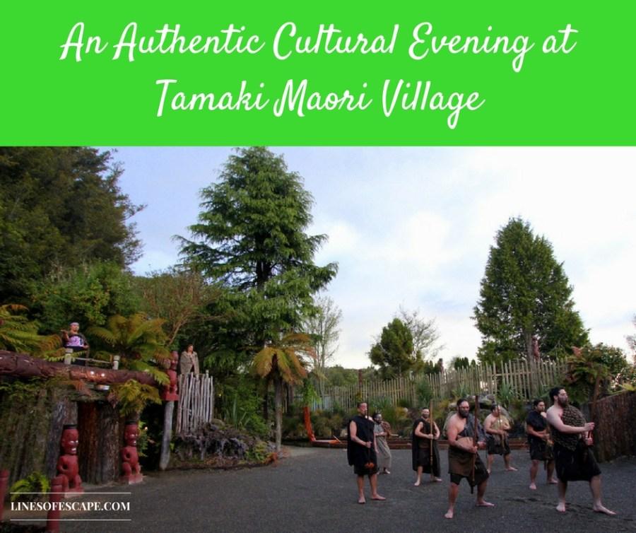 Tamaki Maori Village review