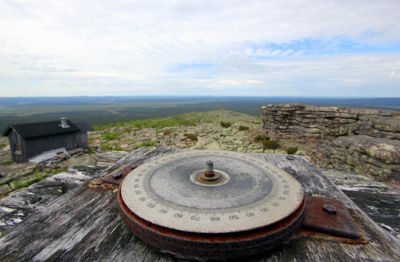 Pyha-Nattanen summit