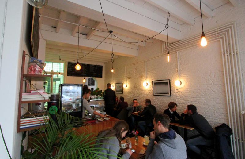 Cafe Vero in Bruges