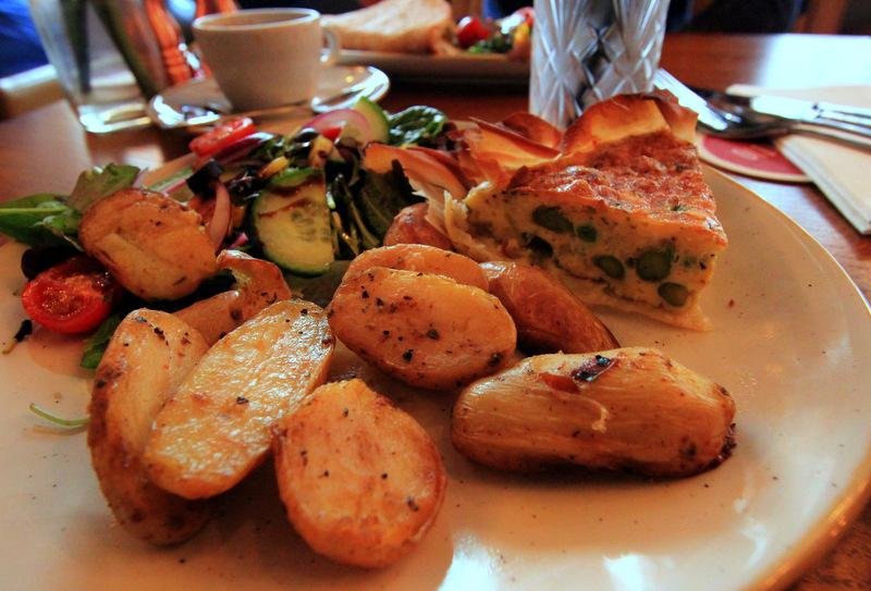 Oliver's Cafe, Derby