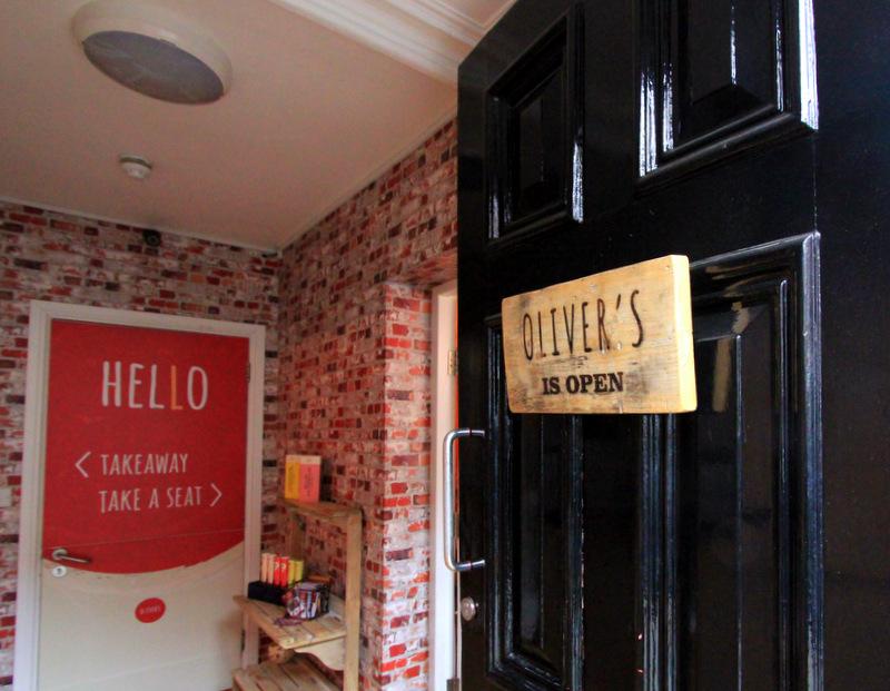 Oliver's, Derby