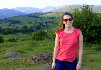 Kasha in Lake District