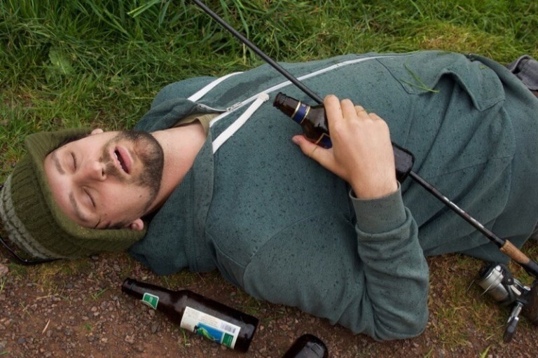 Angling antisocial behaviour fishing vices problems