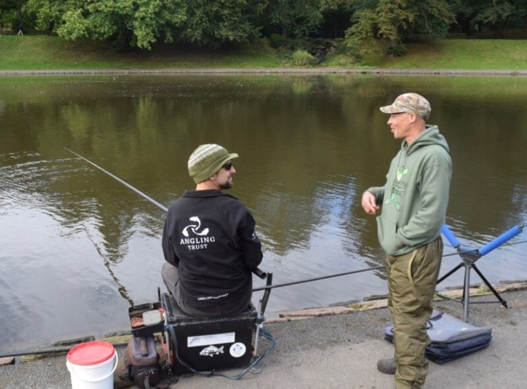 free fishing North west Liverpool Merseyside