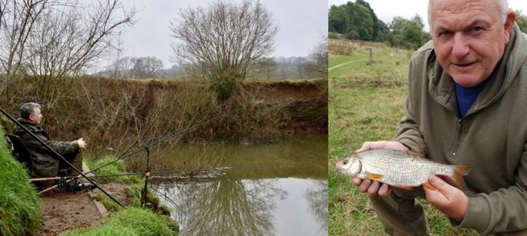 river angling Kent conservation