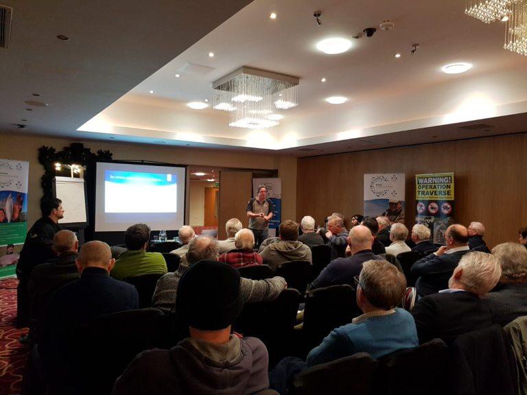 John Cheyne Angling Trust Meetings Regional