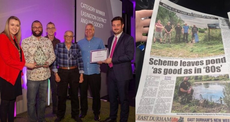 Environment and Community awards north east
