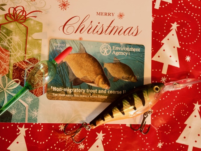 How to buy a fishing licence as a gift - 1
