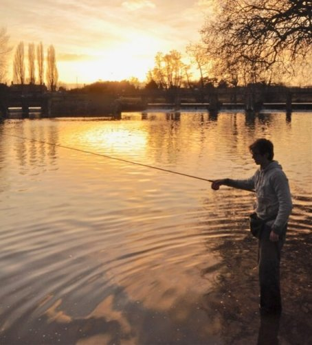 river coarse fishing season