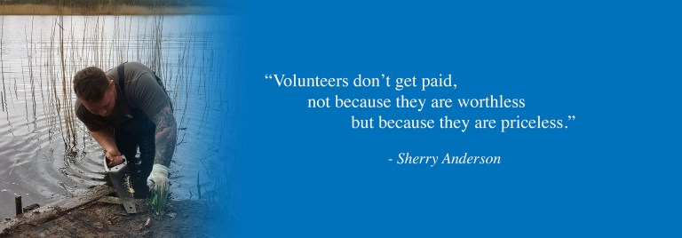 Volunteering quotes fishing