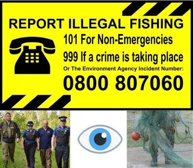 EA emergency hotline number fisheries crime report