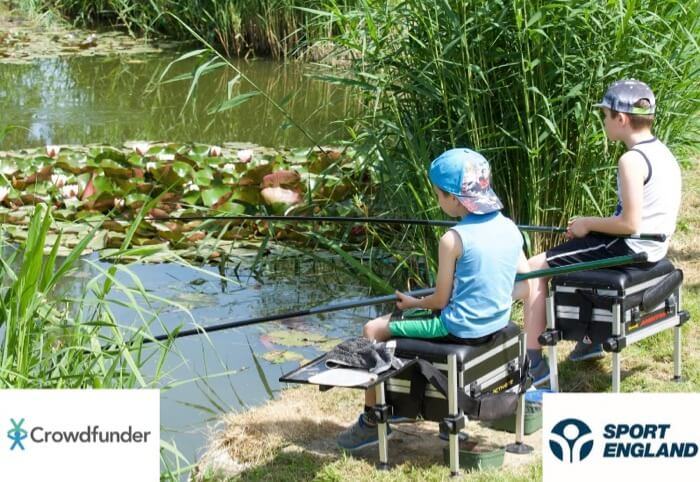 Crowdfunder Sport England Active Together Help for fishing clubs