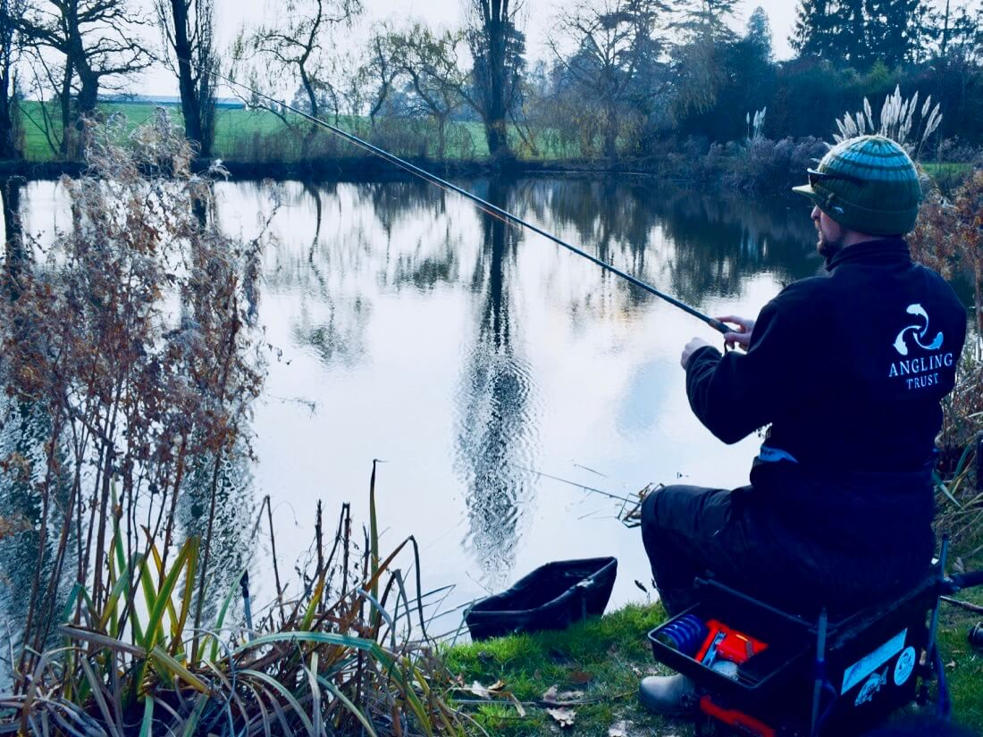 How to catch fish in winter fishing tips