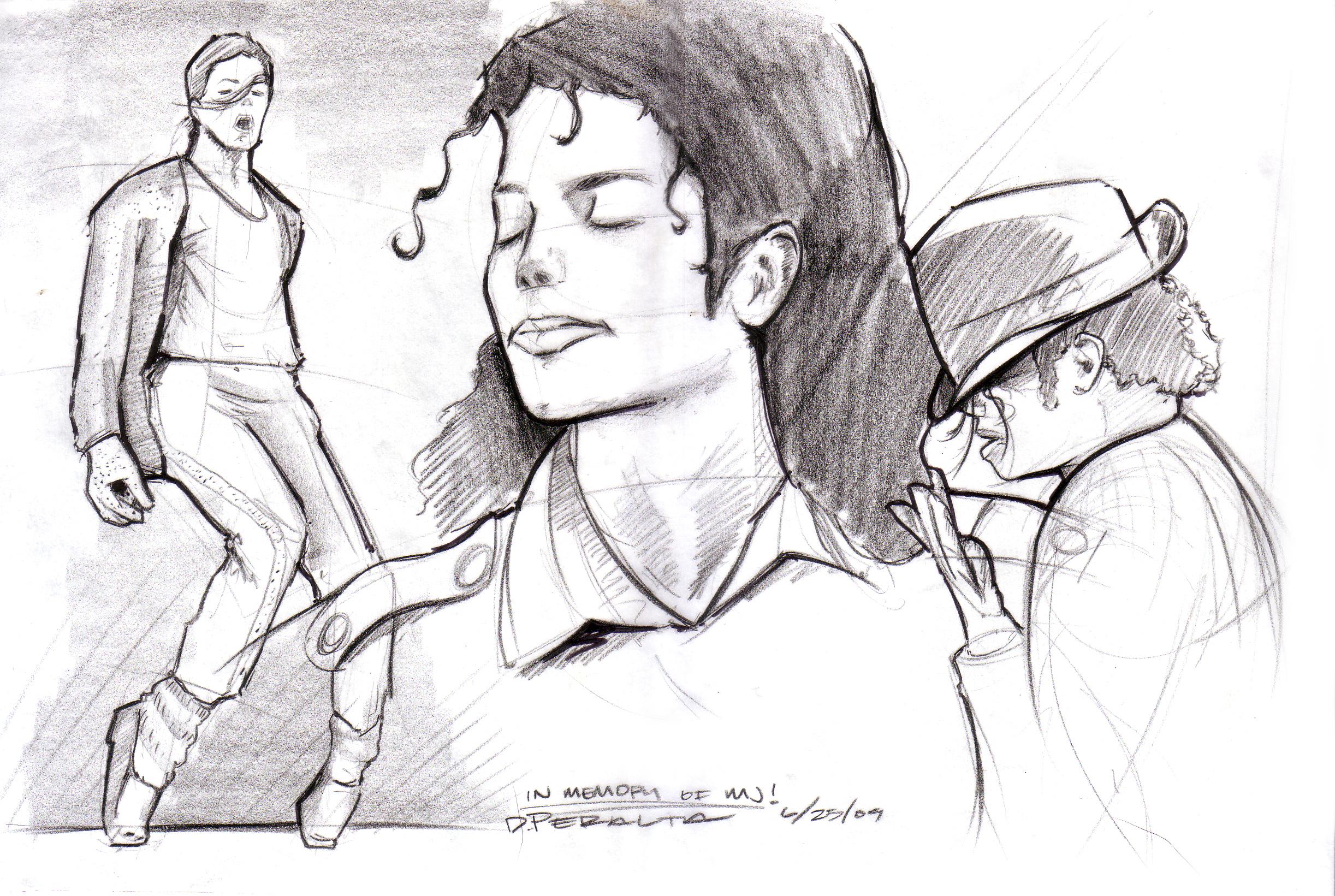In Memory of Michael Jackson