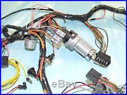Rallye Dash Wiring Harness 68 69 B Body Restore Yours