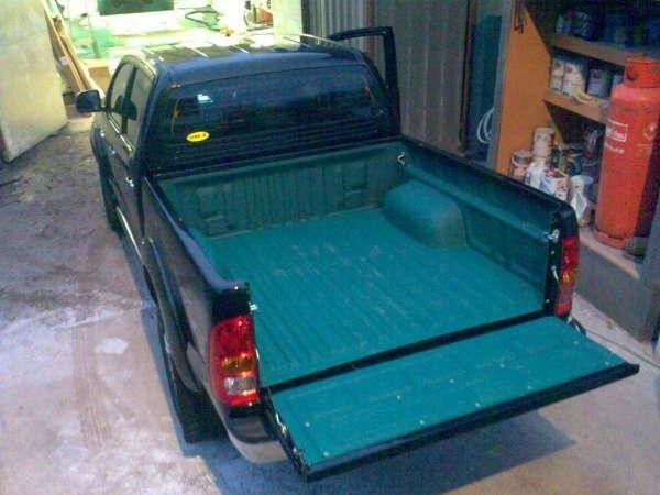 Truck Bed Liners LINE-X Cullompton