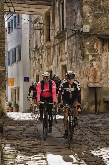 Grisignana ciclisti_