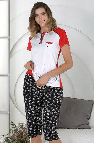 pyjama femme poisson massana