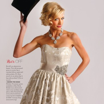 Editorial Bridal Magazine Shoot Part 3 of 3