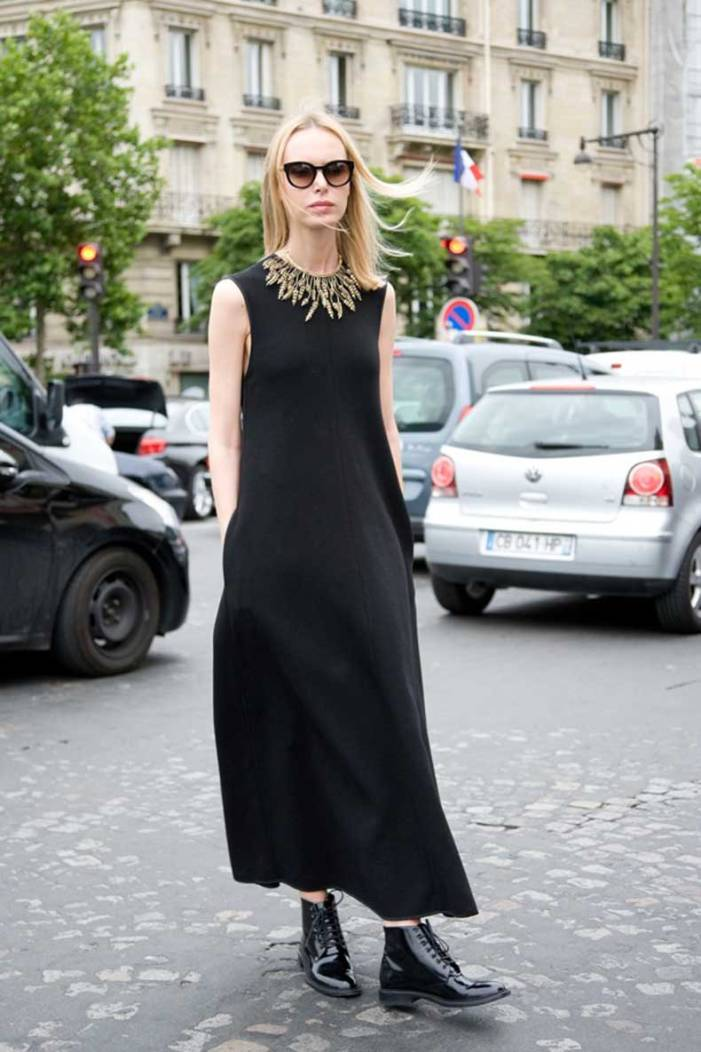 Street-Style-Black-Maxis-Flat-Boots-1