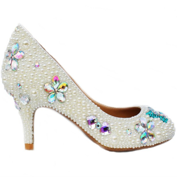 New-handmade-rhinestone-wedding-font-b-shoes-b-font-med-heels-round-toe-evening-party-font