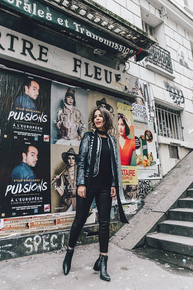 Montmartre-Moulin_Rouge-Zadig_Voltiere-Sequins_Jacket-Leather_Trousers-Outfit-Paris-Street_Style-21