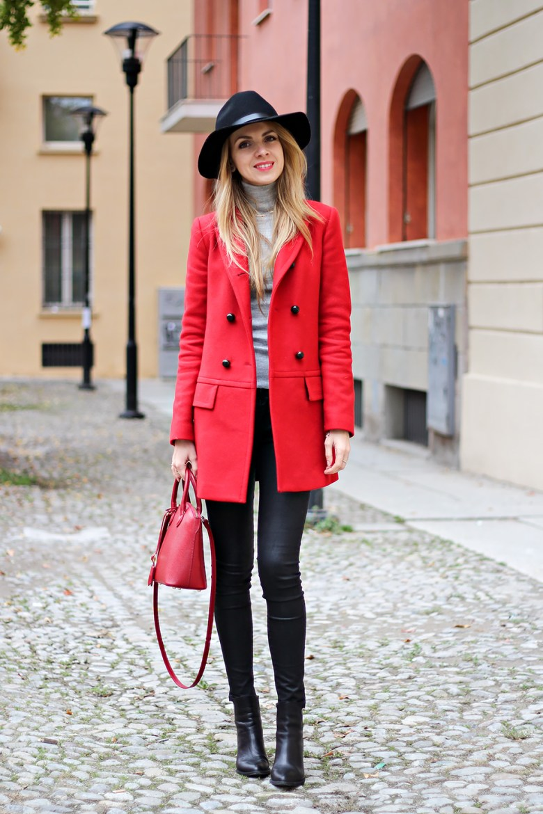 red-zara-coat-black-fedora-hat-fall-outfit-fashion-blog-4
