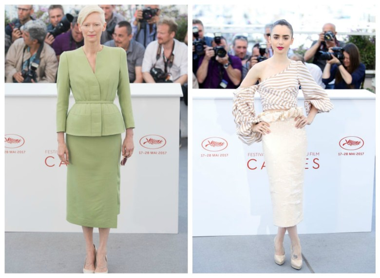 Looks Cannes 2017