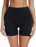 Slip Shorts for Under Dresses Women Elastic Anti Chafing Thigh Bands Underwear Lace Panty Women Underwear Under Dresses Lace Panty Shorts made with the soft, stretchy lace. Helps to smooth body lines and offers superior thigh chafing protection in daily life,even in athletic or active situations. Fri, 20 Aug 2021 18:02:13 +0400