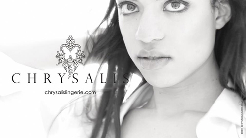 Chrysalis Lingerie, a new brand that will be North America's first fashion lingerie label for transgender women when it launches this spring.