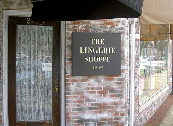 The Lingerie Shoppe, Birmingham AL