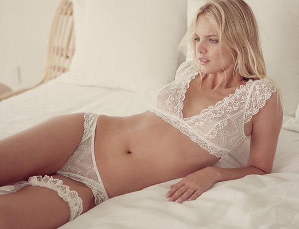 Eberjey bridal lingerie on Lingerie Briefs