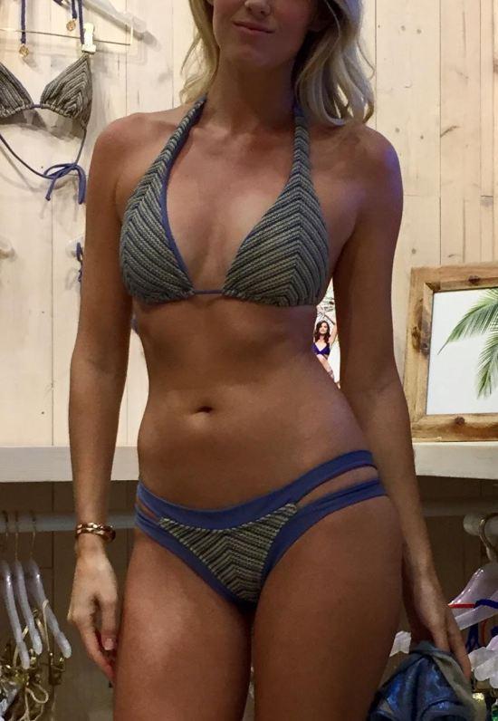 Luli Fama Swimwear on Lingerie Briefs