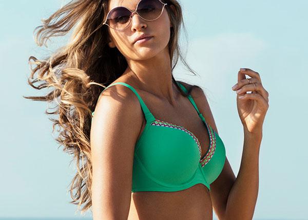 Freya Swimwear on Lingerie Briefs