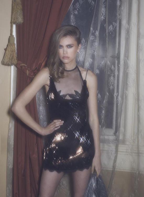 Stephanie Hynes Photography editorial on Lingerie Briefs