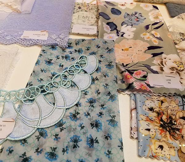 Complements of Jos Berry's Concepts Paris at Interfiliere Jan 2018 on Lingerie Briefs