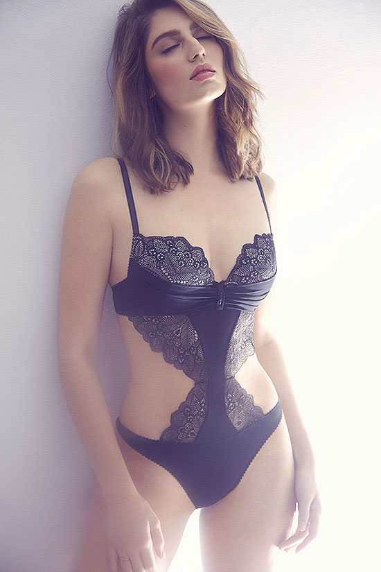 Jolidon Lingerie photographed by Stephanie Hynes Photography exclusively for Lingerie Briefs