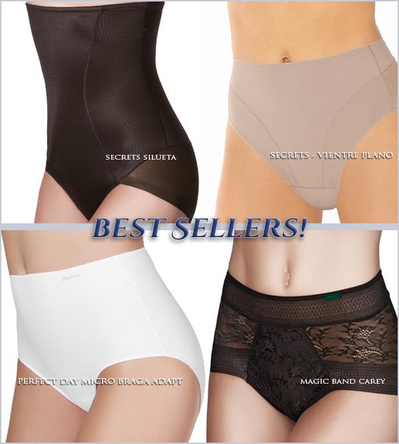 Janira best sellers - underwear and shapewear