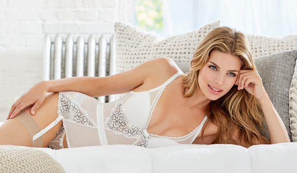 Montelle SS18 My One and Only Bridal Collection as seen on Lingerie Briefs