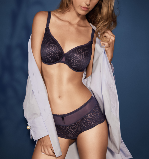 Empreinte REVOLUTION collection - Verity as featured on Lingerie Briefs