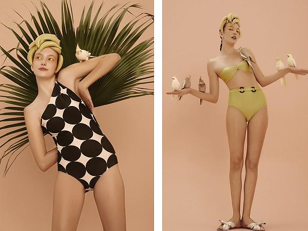 Adriana Degreas Swimwear s seen on Lingerie Briefs