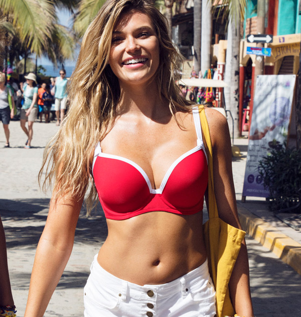 Freya'sPaint the Town red Bikini featured on Lingerie Briefs