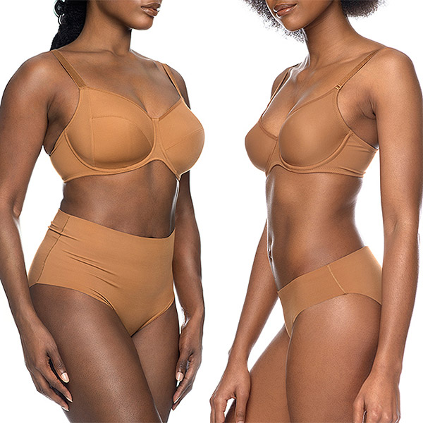 Nubian Skin as featured on Lingerie Briefs
