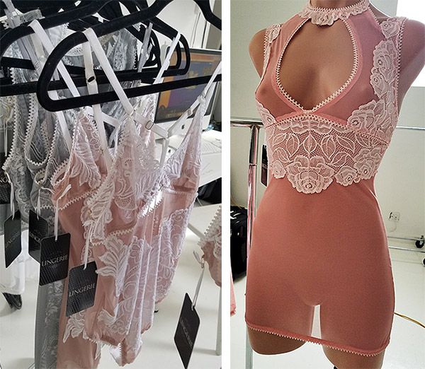 The Muse Lingerie as seen on Lingerie Briefs