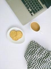 Masala Chai & Biscuits